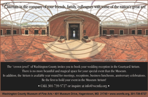 For More Information On Facility Use Policy And Fees Contact The Museum Online By Calling 301 739 5727 Or Via Email At Info Wcmfa Org