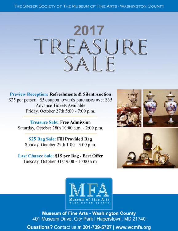treasure sale flyer update 1