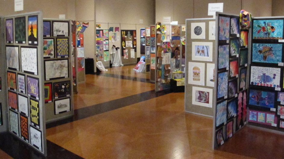 WCPS Art Exhibitions