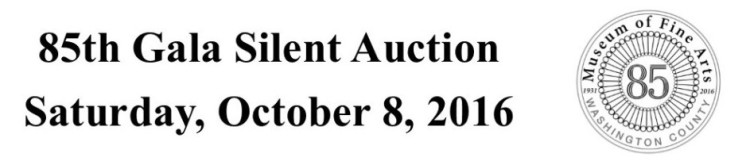 correct header for silent auction