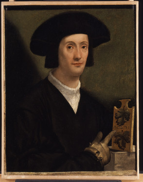"""Self Portrait"", Timoteo Viti, 1509"