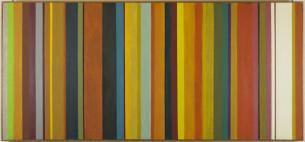 untitled Gene Davis  1972
