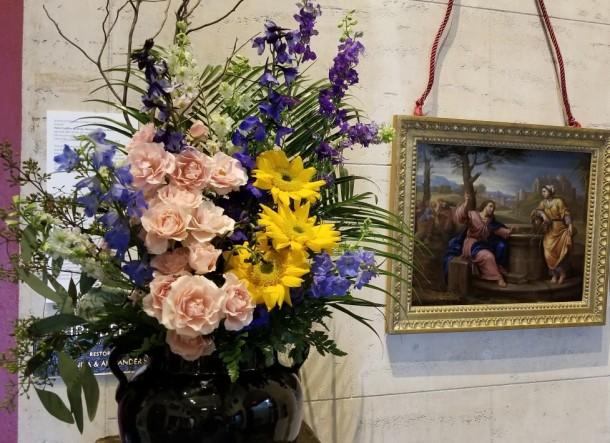 Foxglove Garden Club: Archetta Walters, Jan Wilkins, and Swanee Shedd Artwork: Pierre Mignard I
