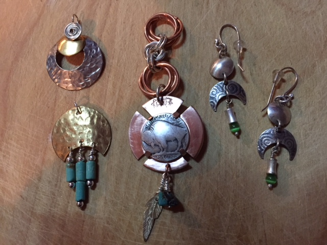 earrings pendants charms