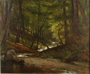 Thomas Worthington Whittredge Landscape 1890s