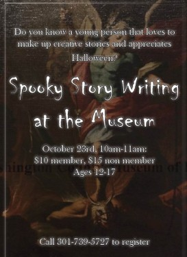 spooky story writing update11